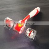 Lowest in 2013 !!! 633nm Red light LED Derma Roller promote cell metabolism with CE (FB-L001)