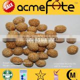 Sesame sugar flavour coated peanuts with certificates