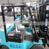 Chinese diesel electric forklift reach truck for sale with CE