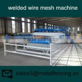 Automatic 2.5~5mm wire welding machine wire mesh fence machine