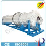 High quality rotary drum dryer machine for wood trunk,chips with CE ISO certificate for sale