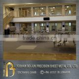 China supplier oem custom stainless steel table and chair furniture