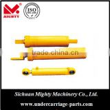 customized excavator hydraulic cylinder for engineering machine long stroke steel body material