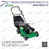 "Aluminum deck lawnmower with 19"" cutting width(TF-LM1901L)"