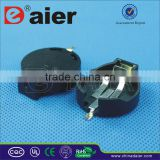 Daier plastic battery holder cr2450
