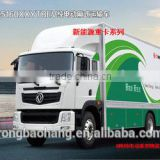 INquiry about Higher quality 4 x2 Dongfeng electric transport truck electric cargo truck