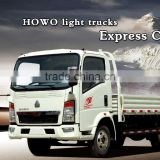 good performance HOWO light truck