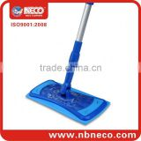 With ISO Certification factory supply 2 section stainless steel cleaning tool telescopic pole