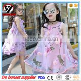 Best price For 2 to 12 Years Old Lovely Girls Hot Sale Party Wear Dress Top Quality Party Dresses