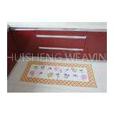 Restaurant / hotel entrance door non skid floor mats of 35% cotton 65% polyester