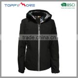 S2092-3PQ OEM Outdoor Apparel Crane Sportswear Ski Jacket Woman