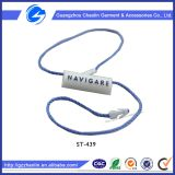 Custom Plastic, Aluminum, Alloy Seal Tag, Hang Tag for Bags ,jeans