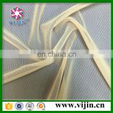 warp knitting elastic mesh fabric for woman garment