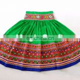 Navratri Hand Embroidered Chaniyacholi- Navratri wear chaniya Choli-Banjara Patchwork Chaniya choli