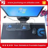 Large size desk gaming rubber mouse mat