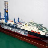 pipe-laying ship model, made to order, custom-made,made by Focod Model
