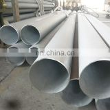 Small dia china 304 stainless steel pipe price per meter