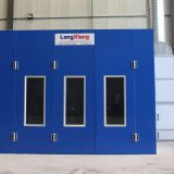 Car Spray Booth Ly-8300 Factory Price Car Spray Paint Booth Automotive Paint Box For Sale