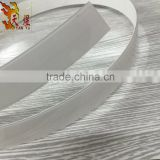 melamine pvc preglued mattress sidebed 36mm edge binding tape