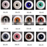 Wholesale glass reborn doll eyes toy eyes