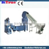 Hot sale used pet plastic polystyrene recycling machine