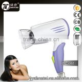 Foldable DC Motor Hair Dryer , Hotel Hair Drier Beauty Product