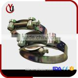 Stainless steel quick release american type heavy duty breeze hose clamp