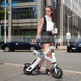 NEW products 2016 innovative product 350w electric bike foldable, electric scooter bluetooth,electric skateboards and scooter