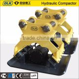 hydraulic vibration plate compactor for 1.5-30 tons excavator with super quality and high technology from China