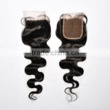 Natural color body wave hair accessories for women indian hair accessories wholesale china