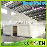 White inflatable tent ,new point inflatable tent,inflatable lawn tent,clear inflatable lawn tent