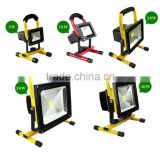 battery rechargeable ul 5000 lumen 50w portable led flood light                                                                         Quality Choice
