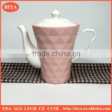 2016 tea kettle color mud soil porcelain ware tea and coffee pot & ceramic kettle water kettle