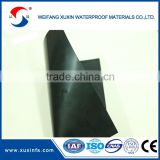 waterproof hdpe sheet black geomembrane with rolls                                                                                                         Supplier's Choice