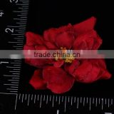 New design wholesale DIY textile fabric flowers, fake flower, artificila flower wear in the chest