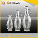 1 liter cooking oil glass bottle for wholesale