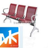 modern hair salon beautiful high quality steel red waiting room chairs to sale