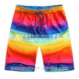 New custom design sublimated waterproof mens board shorts swimming shorts trunks                                                                         Quality Choice