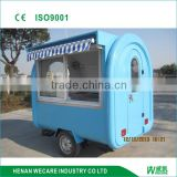BEST PRICE FOOD VENDING BBQ MOBILE KITCHEN TRAILER TRUCK