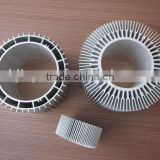 BV &ISO aluminium heat sink for power amplifier as per customer's samples or drawings from Jiayun Aluminium company