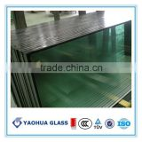 16mm price insulated low-e glass for residence