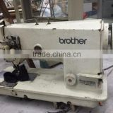 Japan double needle Brother 842 Used Second Hand industrial Sewing Machine with good condition