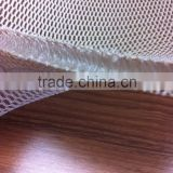 100% polyester 3d spacer air mesh fabric sandwich mesh fabric/shoe cover upper fabric/motorcycle seat