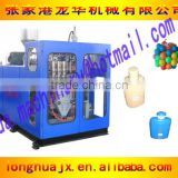pvc pe plastic pot making machine
