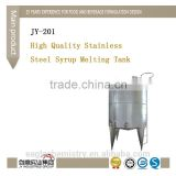 High Quality Stainless Steel Electric Heat or Steam Heat Syrup Melting Tank