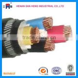 Copper conductor XLPE Insulated SWA STA armoured eletrical power cable 70mm2                                                                                                         Supplier's Choice