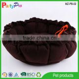 Partypro 2015 Wholesale Best Quality Hot Sell Pet Supply China Dog Pet Bed Luxury Pet Dog Bed Wholesale