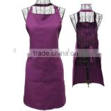New Womens Cooking Kitchen Restaurant Bib Apron Dress with Pocket Aprons Gift