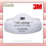3M 3701CN dust particulate filter/particulate air filter holder use together with 3700 filter holder and 3200 mask