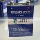 HEV battery cell 3.2V 60Ah (hybrid supercapacitor battery)